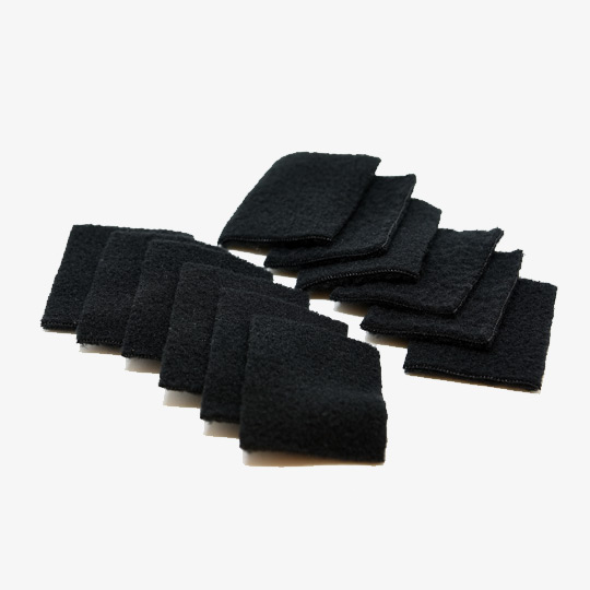 Filtres pack pour masques de protection anti-bactérien GEM MASK